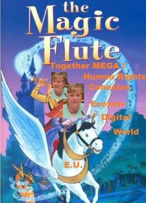angie_merkel_playing_magic_flute_eurofora_patchwork_400