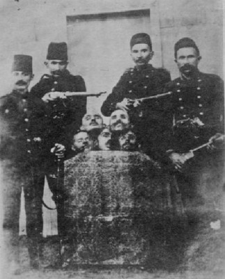 armenian_genocide_turkish_soldiers_heads_decapitated_400
