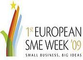 1st european sme week 2009