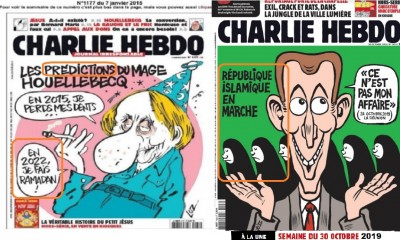 charlie_hebdo_2015__2019_frontpage__both_on_artificially_imposed_islamisation_eurofora_patchwork_400