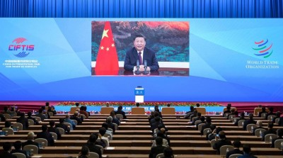 china_opens_internat._fair_2020_same_day_as_strsbourg_xinua_video_eurofora_screenshot_400