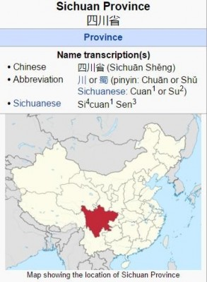chinese_sichuan_province_map_400