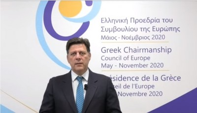 coe_president_in_office_greek_european_affars_minister_varvitsiotes_coemfa_video__eurofora_screeshot_400