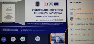 coe_videoconference_on_elections_agg_romania_roaep_video_eurofora_screenshot_400