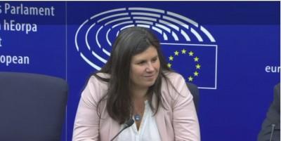 eu_rapporteur_on_whistleblowers_hears_agg_question_on_assange_ebs_eurofora_screenshot_400