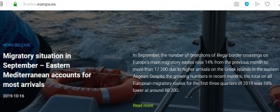 frontex_website__14pc._more_imis_from_turkey_on_9.2019__eurofora_screenshot_400