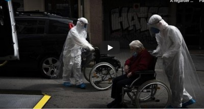 handicaped_old_man_pushed_in_hospital_for_virus_empty_wheelchair_going_out..._400