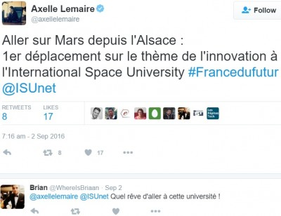 innovation__digital_affairs_minister_axelle_lemaire__1st_tweet_on_isu_forthcoming_meeting_400_02