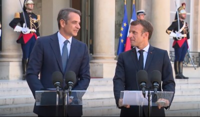mitsotakis__macron_historic_friendship_elysee_video__eurofora_screenshot_400
