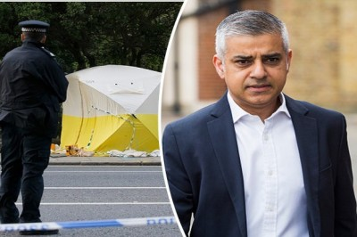 new_london_mayor_sadiq_khan_and_killed_woman_stabbed_by_somali_muslim_migrants_knife_mass_terror_attack_400