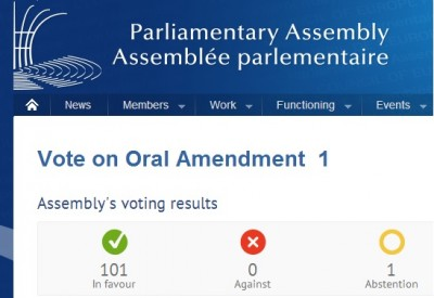 pace_vote_on_lastminute_oral_amendment_on_isil_400