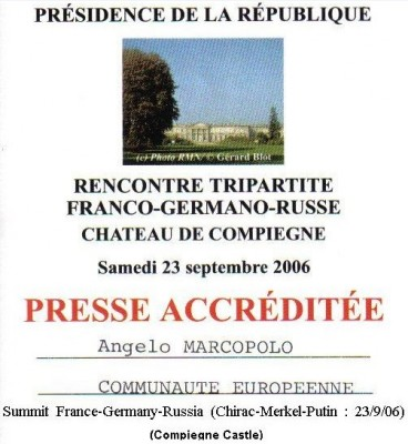 press_card_agg_by_elysee_palace_for_compiegne_summit_francegermanyrussia_9.2006_400