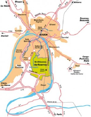 st_etienne_de_rouvray_map_rouen_suburb_heading_tofrom_paris_northern_suburbs_st_denis_etc_400