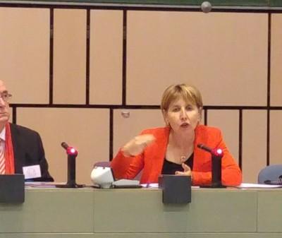 strasbourg_mep_anne_sander_replying_to_eurofora_quesion_at_eu_parliament_400