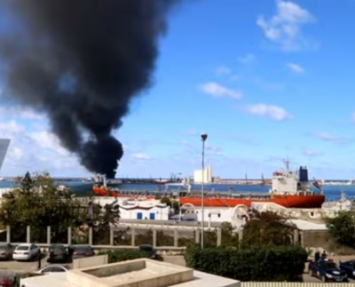 turkish_smuggling_area_hit_at_tripoli_seaport_400