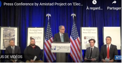 us_elec_fraud_amistad_project_press_conf_on_lorry_with_150.00_ballots_amistad_video__eurofora_screenshot_400