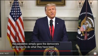 us_president_don_trump_the_most_important_speech_white_house_video__eurofora_screenshot_400