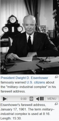 us_president_dwight_eisenhower_on_militaryindustrial_complex_1961_400