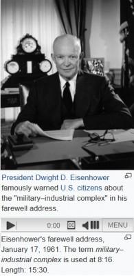 us_president_dwight_eisenhower_on_militaryindustrial_complex_1961_400