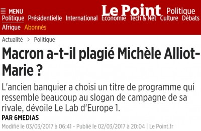 weekly_magazine_le_points_heading_on_macron_plagiarism_of_mam_issue_400