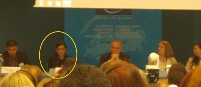 yazidi_young_woman_survivor_of_isis_crimes_abbaskhalaf__speaking_at_coes_conference_eurofora_400