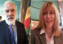 CoE Chair Amb.Daleres+Democracy Director Markovic to EuroFora:Human Rights learning+New Citizen role